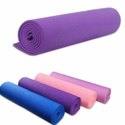 Thảm tập yoga tặng kèm túi đựng thảm BB55