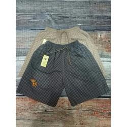 BN407-Sét 2 quần đùi nam ca rô