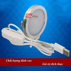 Đèn 11 Led chiếu sáng đa năng cắm cổng USB