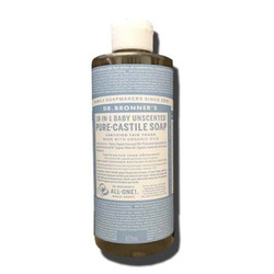Xà Phòng Castile của Dr.Bronner 473ML