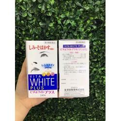 Viên Uống Trắng Da Trị Nám Tàn Nhang Vita White Plus C.E.B2