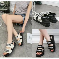 Giày sandal bánh mì Fashion