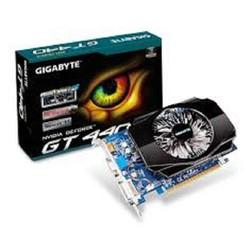 Card màn hình Gigabyte  GT 440  DDR3 1GB, 128 bit, PCI E 2.0
