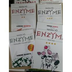 Combo bộ nhân tố enzyme gồm 4 tập