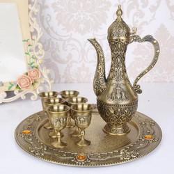 Bộ bình trà hoàng gia mã 02