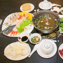 Lẩu tự chọn hương vị Nhật Bản 2 người - NH Chen Shabu Shabu