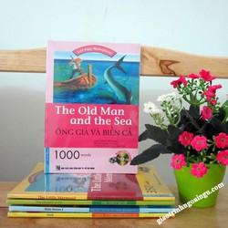 The old man and the sea - Ông già và biển cả - Kèm CD