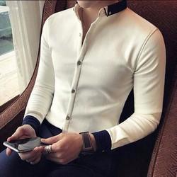 áo sơ mi nam trắng