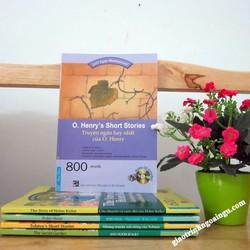 O.Henry s short stories - Truyện ngắn hay nhất của O.Henry - Kèm CD