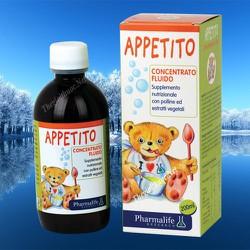 APPETITO bimbi Thảo dược Châu Âu giúp trẻ ăn khỏe, hấp thu tốt