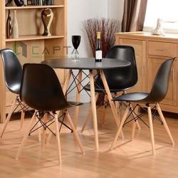 Bộ bàn ăn 4 ghế hiện đại nhập khẩu giá rẻ tại hcm