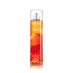 XỊt thơm toàn thân Sensual Amber Fragrance Mist Bath and Body Work