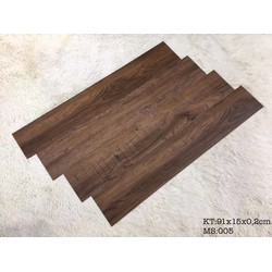 sàn nhựa dán giả gỗ