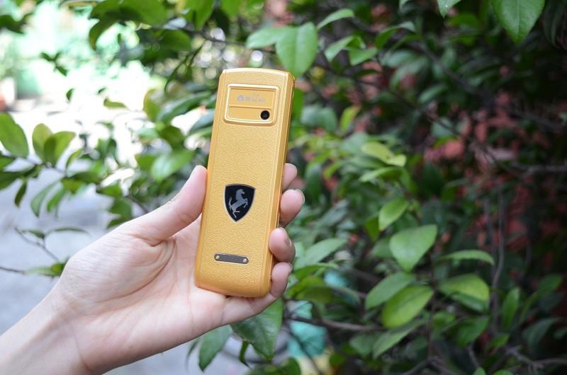 Điện thoại K6 sang trọng đẳng cấp Full Box 4