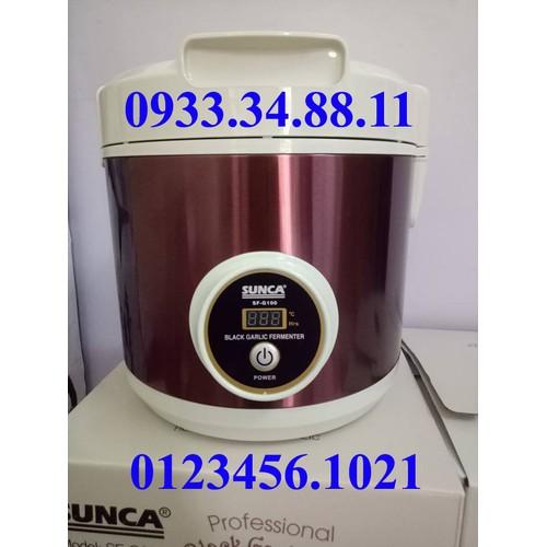 Máy làm tỏi đen SUNCA chính hãng - 5162556 , 8492689 , 15_8492689 , 1090000 , May-lam-toi-den-SUNCA-chinh-hang-15_8492689 , sendo.vn , Máy làm tỏi đen SUNCA chính hãng