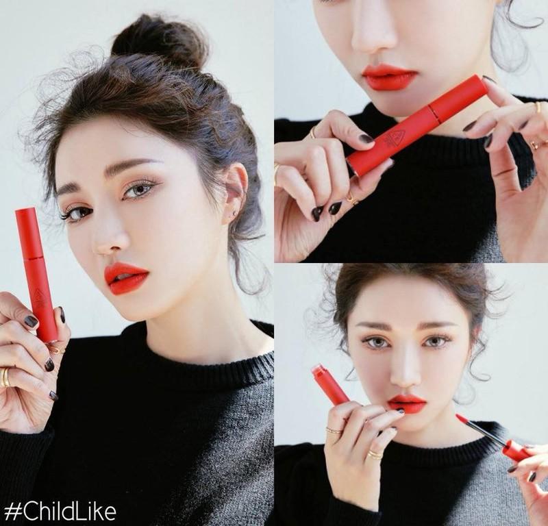 Son 3CE Velvet Lip Tint 13