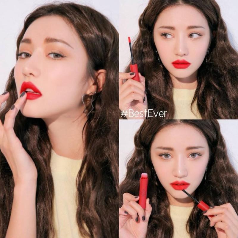 Son 3CE Velvet Lip Tint 11