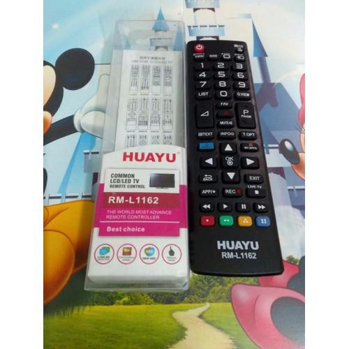 ĐIỀU KHIỂN TỪ XA cho LG DẪN và LCD TV