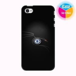 Ốp lưng iPhone 4s in Logo CLB Chelsea Mẫu 3
