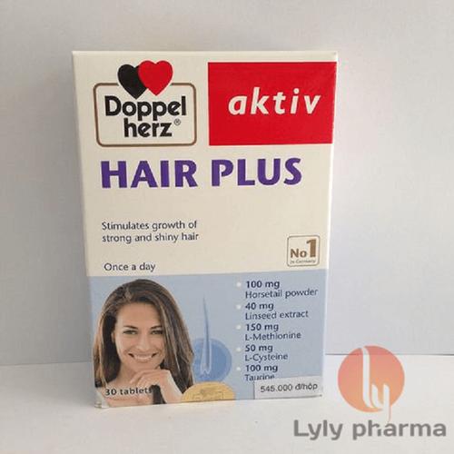 Hair Plus - Bổ sung dưỡng chất cho tóc
