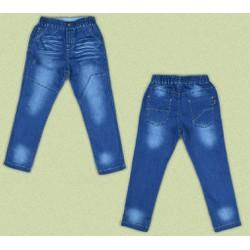 Quần jean dài cà xưới size đại bé trai