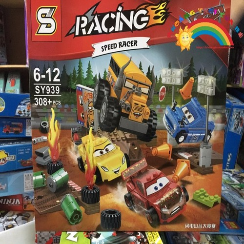 Lego Racing SY939 KT873