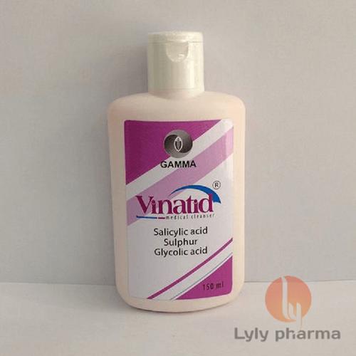 Vinatid _ Sữa rửa măt giúp giảm dầu và mụn