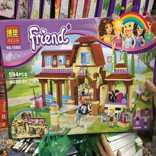 Lego Friends No.10562 KT865