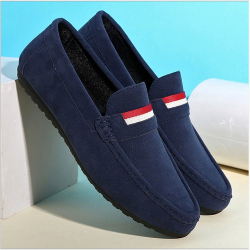 Giày lười da nam G368