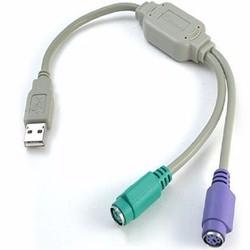 CÁP CHUYỂN ĐỔI TỪ USB SANG PS2