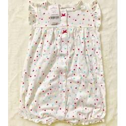Bộ áo liền quần xách tay từ Mỹ cho bé 1-2,5t