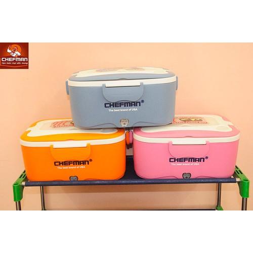 Hộp cơm  hâm nóng Chefman CM - 112N