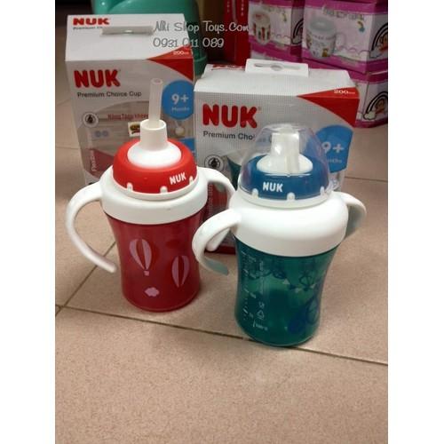 Bình uống nước nuk 9