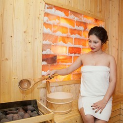 Body buffet 4 loại massageAromaThaiShiatsuĐá nóng-La Bliss Spa