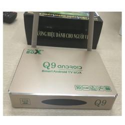TeleBox Q9 - Tivibox biến tivi Thường thành tivi Thông Minh