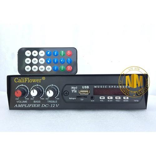 Ampli mini 12V cho người bán hang