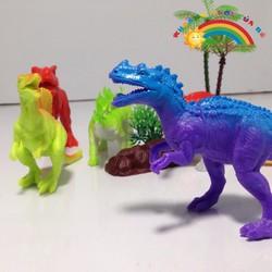 Bộ sưu tập Khủng long phát sáng DinoWorld KTB940