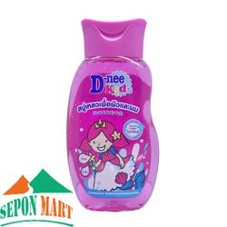 Sữa Tắm Gội Toàn Thân Trẻ Em D-nee Kids - Hồng - 200ml - Thái Lan