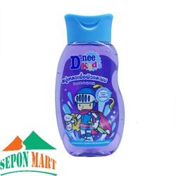 Sữa Tắm Gội Trẻ Em D-nee Kids Happy Berry - Tím - 200ml - Thái Lan