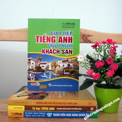 Sách Giao tiếp tiếng Anh chuyên ngành khách sạn