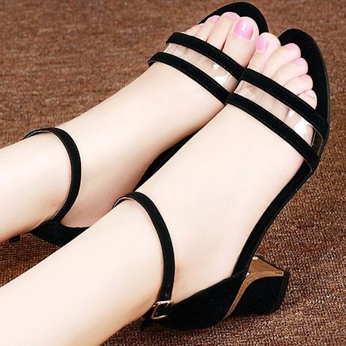 Giày cao gót quai ngang trong cao Cấp - 5461208 , 9150180 , 15_9150180 , 320000 , Giay-cao-got-quai-ngang-trong-cao-Cap-15_9150180 , sendo.vn , Giày cao gót quai ngang trong cao Cấp
