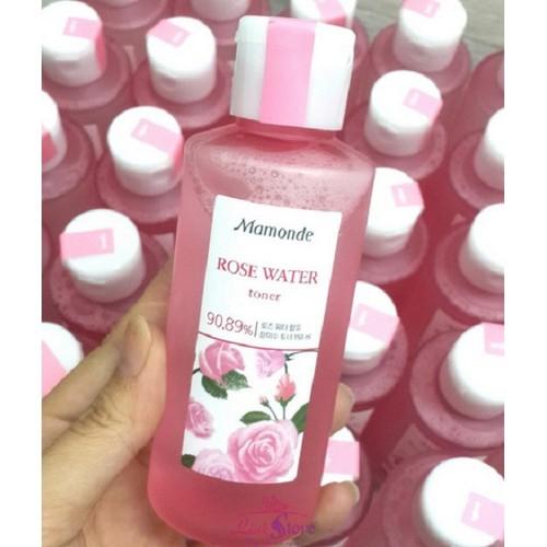 Nước hoa hồng rose water toner mamonde 150ml dành cho da dầu - 18941211 , 8520050 , 15_8520050 , 160000 , Nuoc-hoa-hong-rose-water-toner-mamonde-150ml-danh-cho-da-dau-15_8520050 , sendo.vn , Nước hoa hồng rose water toner mamonde 150ml dành cho da dầu