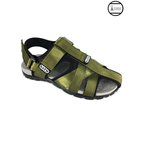 Giày sandal nam kiểu dáng rọ quai dù cao cấp A390 - 5176448 , 8517984 , 15_8517984 , 214000 , Giay-sandal-nam-kieu-dang-ro-quai-du-cao-cap-A390-15_8517984 , sendo.vn , Giày sandal nam kiểu dáng rọ quai dù cao cấp A390