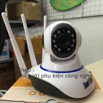 Camera IP 360 3 râu Liveyes Full HD tiếng việt wifi cực mạnh