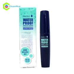 Mascara THEFACESHOP Face It Waterproof Mascara Super Proof - MPA481