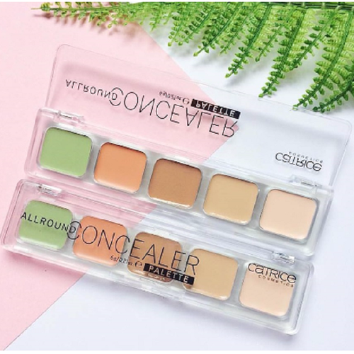 Bảng Che Khuyết Điểm Catrice All Round Concealer Palette - 5178000 , 8519794 , 15_8519794 , 150000 , Bang-Che-Khuyet-Diem-Catrice-All-Round-Concealer-Palette-15_8519794 , sendo.vn , Bảng Che Khuyết Điểm Catrice All Round Concealer Palette