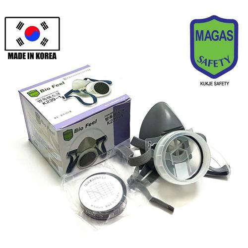 Mặt nạ phòng độc Hàn Quốc KUKJE K239-1 - loại 1 phin lọc
