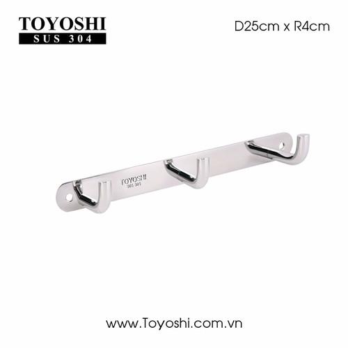 móc treo quần áo cao cấp TOYOSHI SUS304 MT3