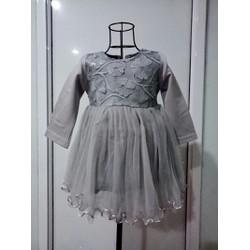 Váy ren cao cấp cho bé từ 10 đến 20kg