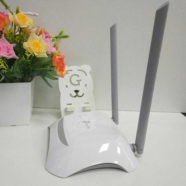 Bộ phát Wifi 2 râu băng thông 300Mbps TL-WR842N